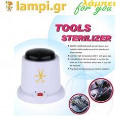Αποστειρωτής Υγρών Κρυστάλλων για εργαλεία Αισθητικής, Ονυχοπλαστικής και Κομμωτικής