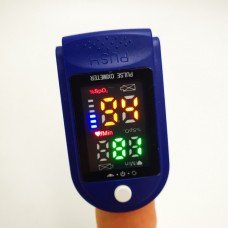 Οξύμετρο Δακτύλου - Μετρητής Καρδιακών Παλμών LK87 Fingertip Pulse