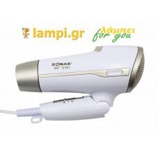 Σεσουάρ μαλλιών 1600W SONAR SN-6161