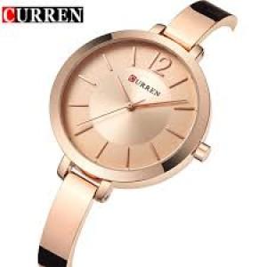 Γυναικείο Ρολόι Curren 9012 ROSE GOLD
