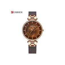 Γυναικείο Ρολόι Curren 9056 Brown
