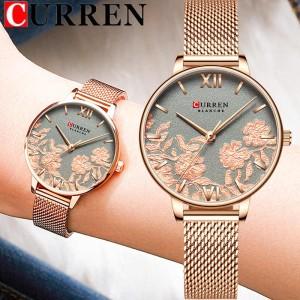 Ρολόι χειρός Γυναικείο CURREN 9065 Rose Gold