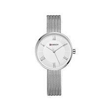 Γυναικείο Ρολόι χειρός Curren C9020L Silver
