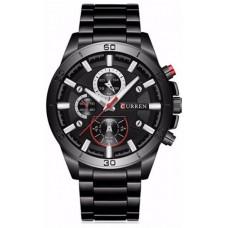 Ρολόι χειρός ανδρικό Curren 8275 Black