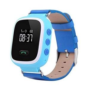 OEM Ρολόι με Δορυφορικό Εντοπιστή GPS και άμεσο SOS Tracker - OEM Q60 Smart Watch GPS Tracker SOS Anti-lost Children for Android iOS iPhone