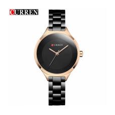 Γυναικείο Ρολόι χειρός Curren 9015 Black