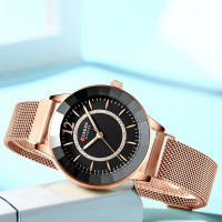 Γυναικείο Ρολόι Curren 9066 ROSE GOLD