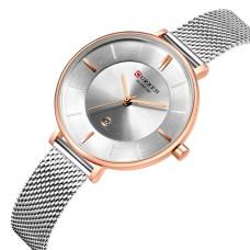 Ρολόι χειρός Γυναικείο CURREN 9037 GOLD-SILVER