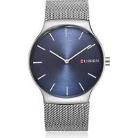 Unisex Ρολόι χειρός Curren M8256 Blue