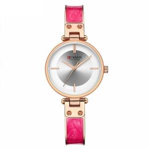 Γυναικείο Ρολόι χειρός Curren C9058L Χρυσό ροζ