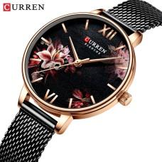 Ρολόι χειρός Γυναικείο CURREN 9059 Μαύρο