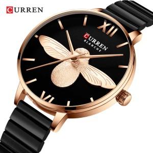 Ρολόι χειρός Γυναικείο CURREN 9061 Μαύρο