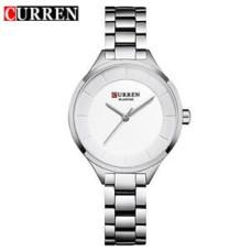 Γυναικείο Ρολόι χειρός Curren 9015 Silver