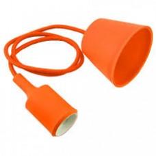 Κρεμαστό Φωτιστικό  Realux Πορτοκαλί E27