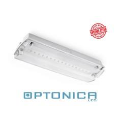 LED  Φωτιστικό Ασφαλείας Αδιάβροχο 4W