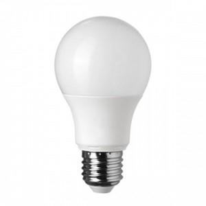 Λάμπα LED E27 9W Ψυχρού Φωτισμού 6000K