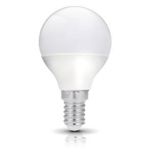 Λάμπα LED E14 8,5W G45 Σφαιρική Φυσικού Φωτισμού 4500K