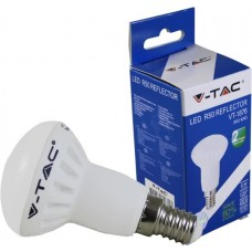 Λάμπα LED E14 καθρέπτη 6Watt (R50) θερμού φωτισμού -V-TAC