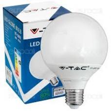 Λάμπα LED E27 G120 13W Θερμού Φωτισμού - V-TAC
