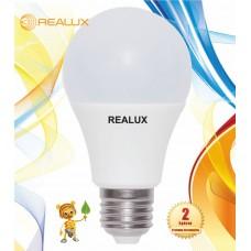 Λάμπα LED 7w θερμού φωτισμού  A60 REALUX