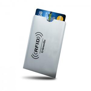 GREENGO Θήκη προστασίας ασύρματης ανάγνωσης πιστωτικών καρτών