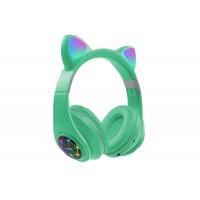 Ασύρματα ακουστικά Headphones  Cat M2 Green