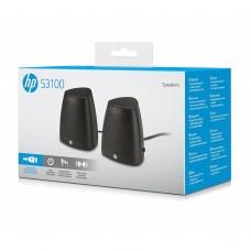 Ηχεία HP S3100 USB Speaker Black
