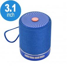 Φορητό Ηχείο TG-129  Bluetooth T&G Μπλέ