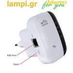 Wireless-N WiFi Repeater 2.4Ghz WLAN 802.11N 300Mbps