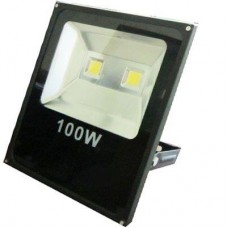 LED Προβολέας 100Watt 220Volt IP65  - Realux