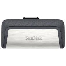 SanDisk Ultra Dual USB 3.1 Type C 16GB Silver SDDDC2-016G-G46